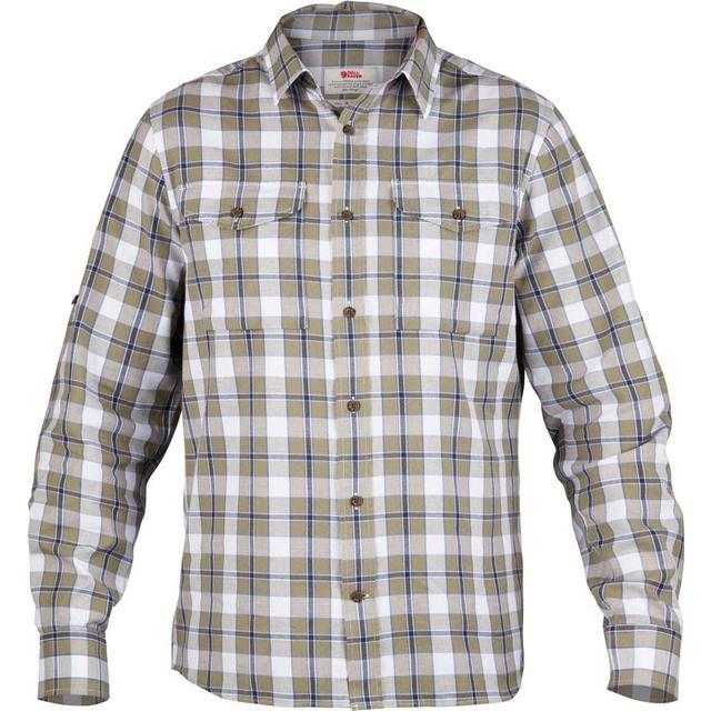 Fjällräven Singi Flannel Shirt LS - Savanna