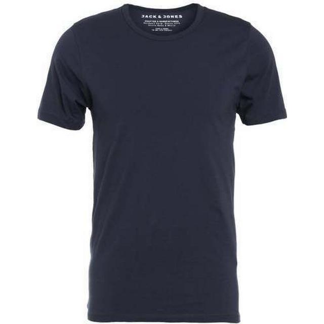 Jack & Jones Basic O-Neck Regular Fit T-shirt Blue/Navy Blue