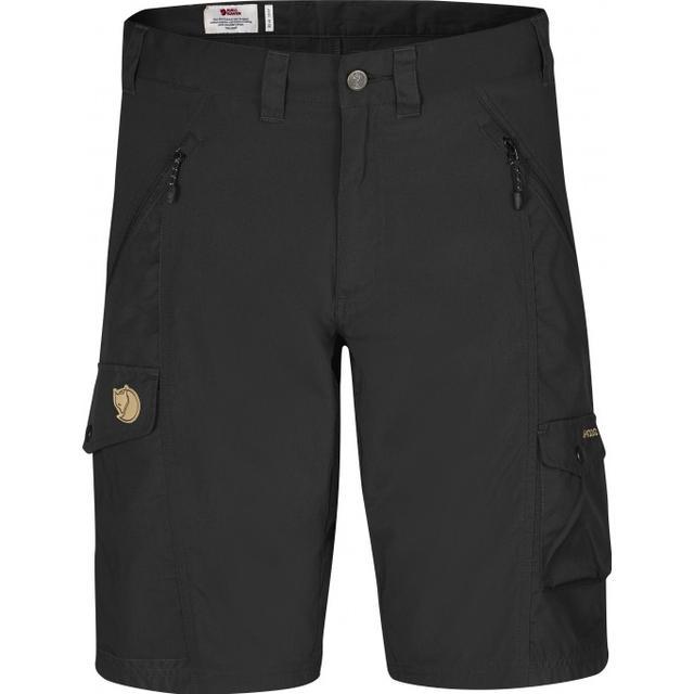 Fjällräven Abisko Hiking Shorts - Black