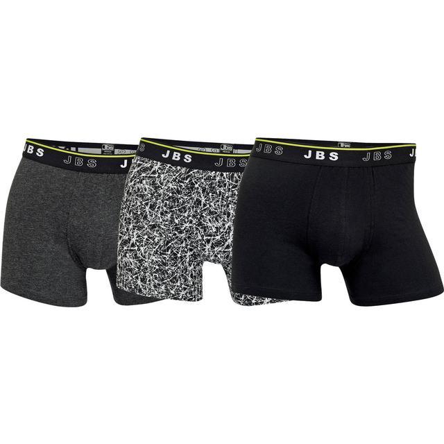 JBS Trend Tights 3-pack Grey/Multi/Black
