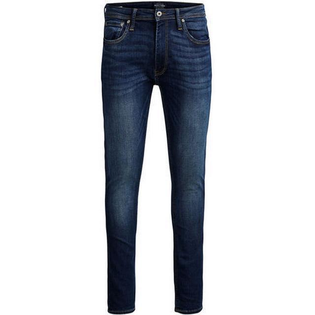 Jack & Jones Liam Original Am 014 Skinny Fit Jeans - Blue/Blue Denim