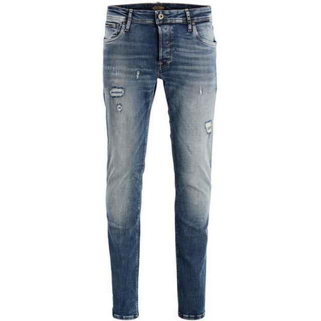 Jack & Jones Glenn Original Jos 788 50sps Slim Fit Jeans Blue/Blue Denim