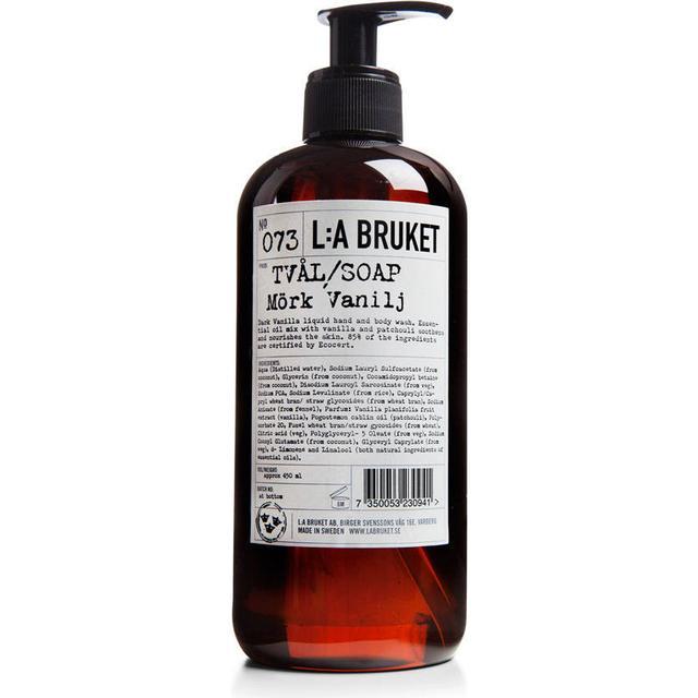 L:A Bruket 073 Dark Vanilla 450ml