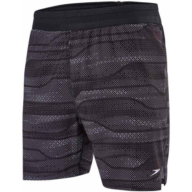 """Speedo Lane Printed 16"""" Shorts M"""