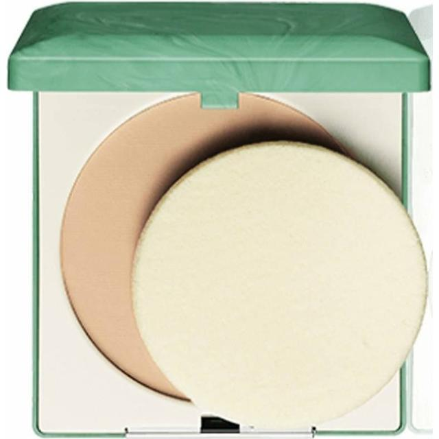 Clinique Stay-Matte Sheer Pressed Powder Oil-Free Stay Buff