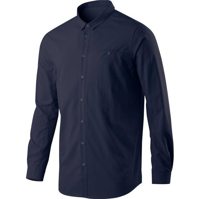 Houdini Longsleve Shirt - Big Bang Blue