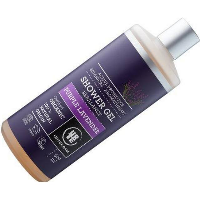 Urtekram Purple Lavender Shower Gel Organic 500ml
