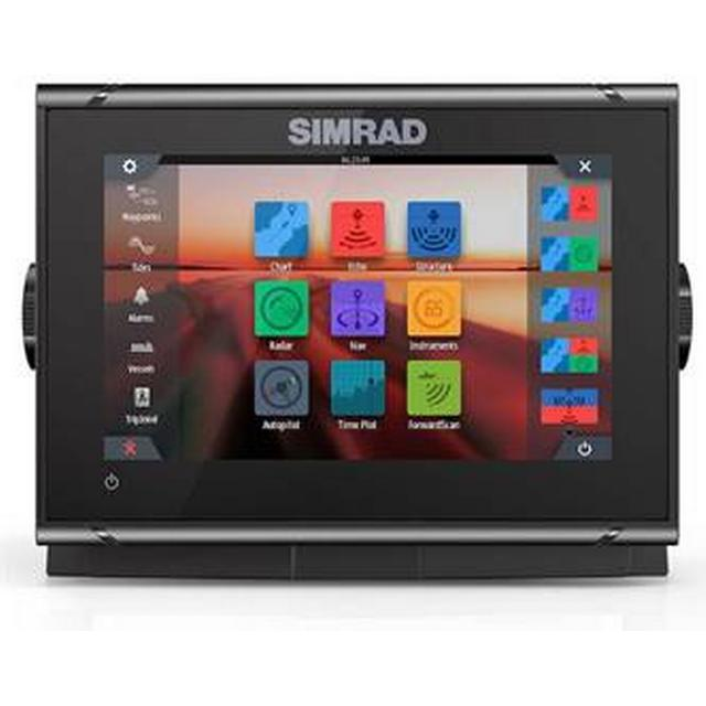 Simrad GO7 XSR DownScan