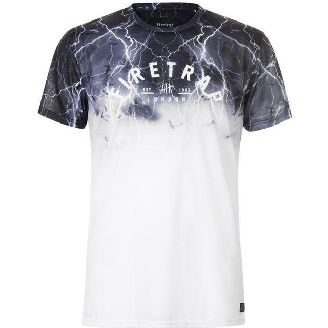 Firetrap Sub T-shirt - Lightning Bird
