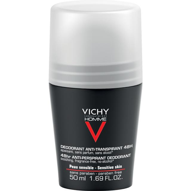 Vichy Homme Deo for Sensitive Skin 50ml