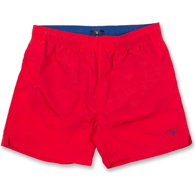 Gant Classic Swim Shorts Bright Red