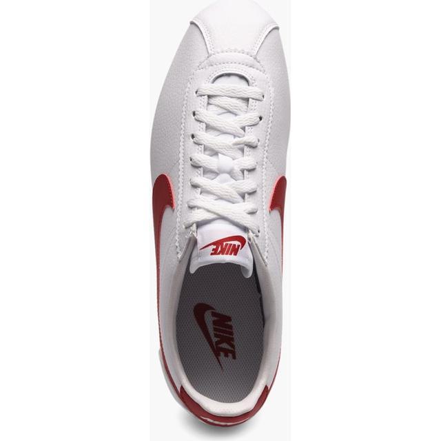 Nike Air Force 1 '07 M WhiteGym Red Sammenlign priser & anmeldelser på PriceRunner Danmark