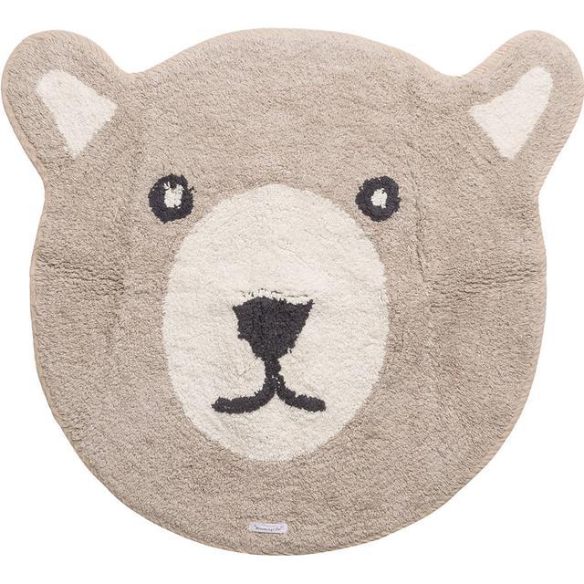 Bloomingville Rug Cotton Bear 63x71cm