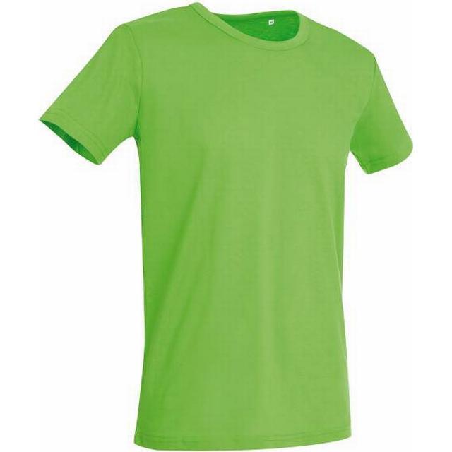 Stedman Ben Crew Neck T-shirt - Green Flash