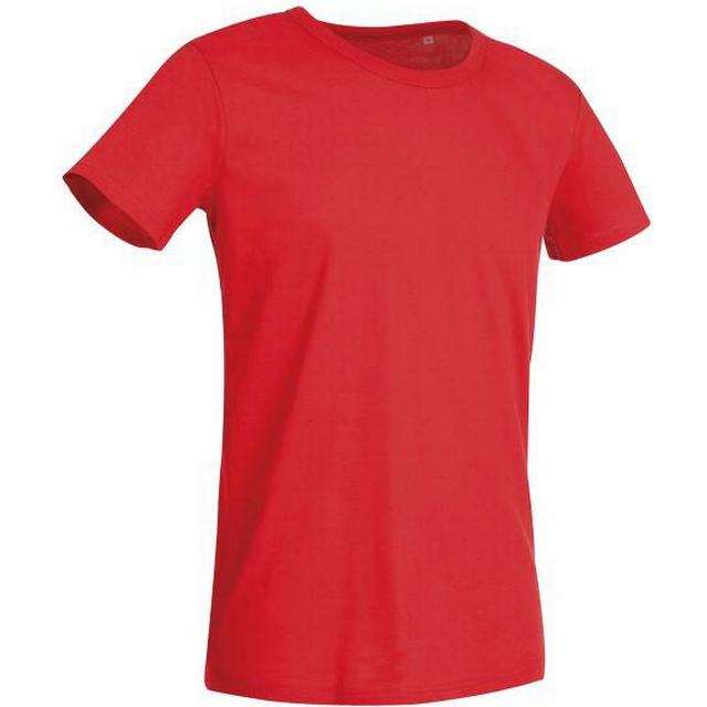 Stedman Ben Crew Neck T-shirt - Crimson Red