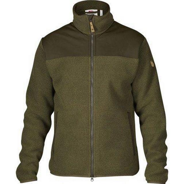 Fjällräven Forest Fleece Jacket - Tarmac
