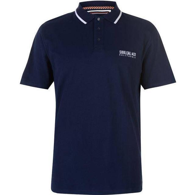 SoulCal Signature Polo Shirt - Navy