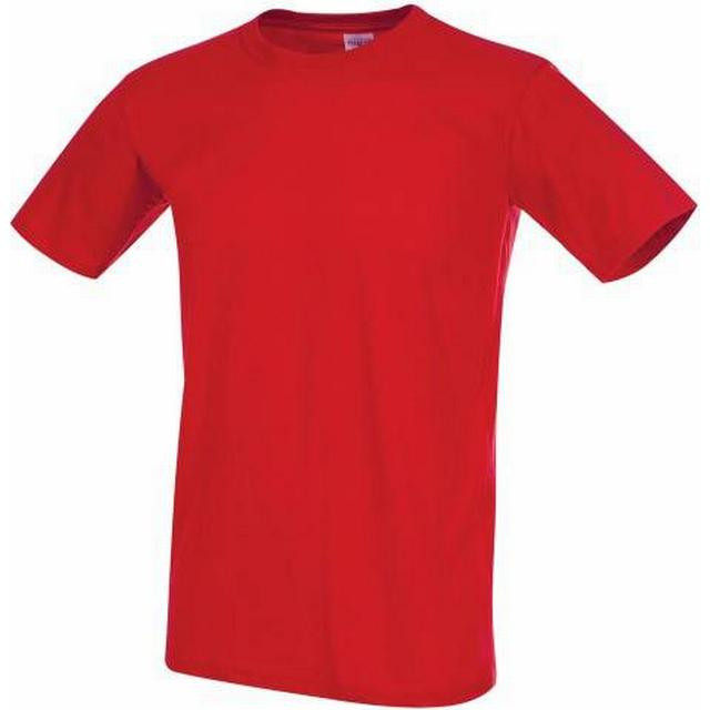 Stedman Classic-T Fitted - Scarlet Red
