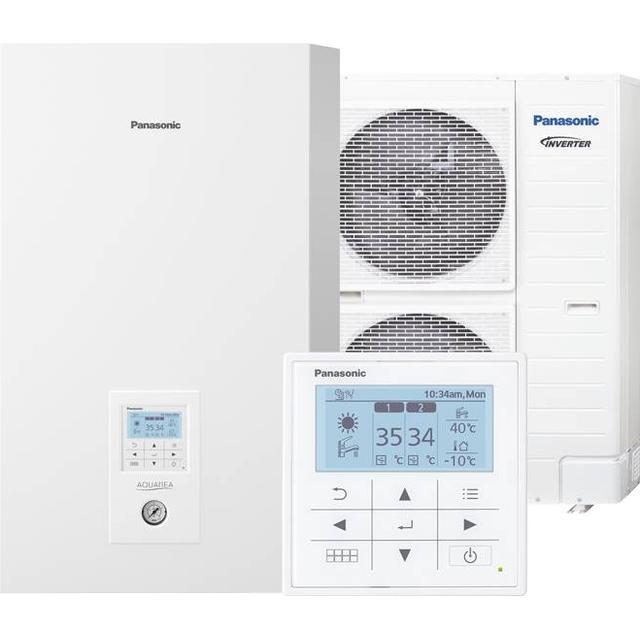 Panasonic Aquarea All-In-One T-CAP 16kW