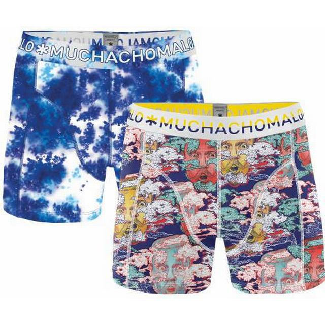 Muchachomalo Head In The Clouds Boxershorts 2-pack Print