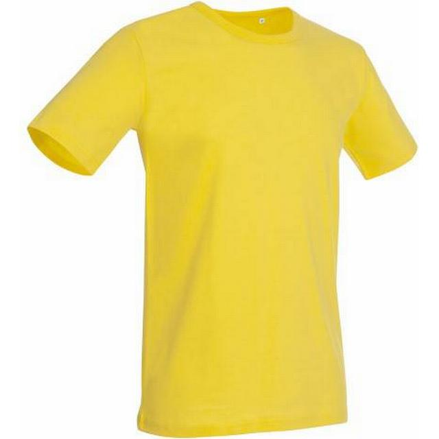 Stedman tMorgan Crew Neck T-shirt - Daisy Yellow