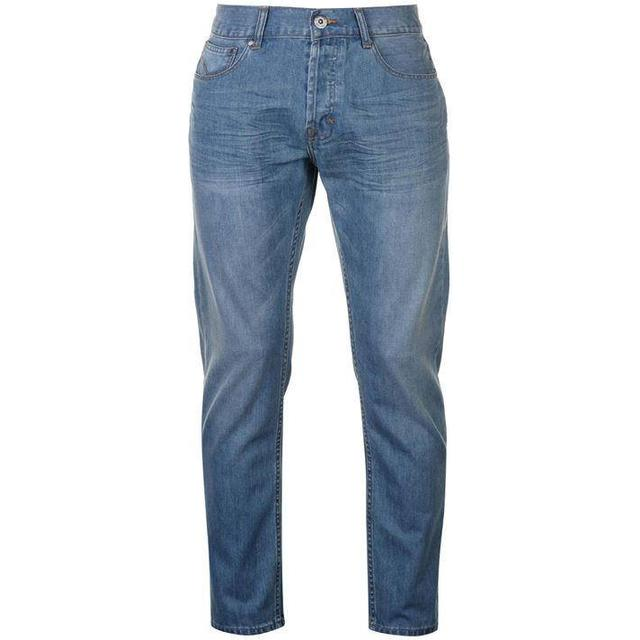 Firetrap Rom Jeans - Reg Light Wash