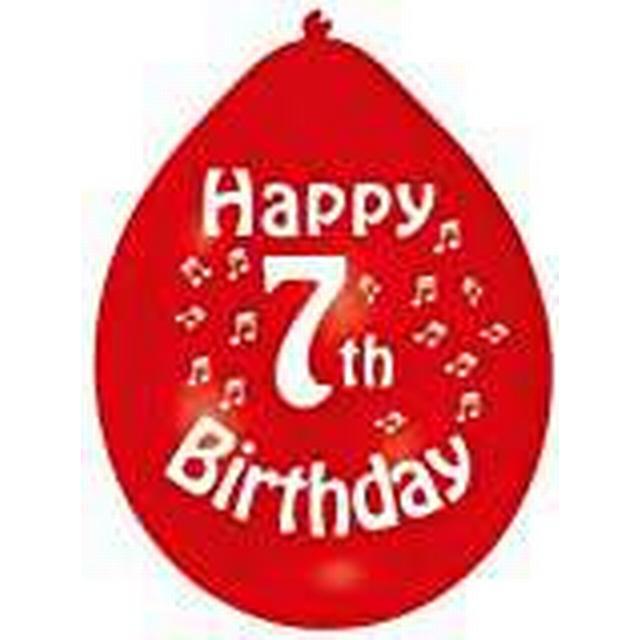Amscan Happy 7th Birthday (INT995550)