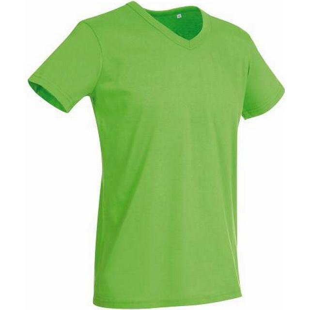 Stedman Ben V-neck T-shirt - Green Flash