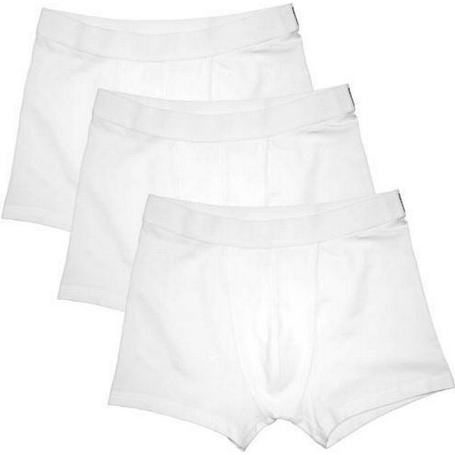 Bread and Boxers Boxer Brief 3-pack - White