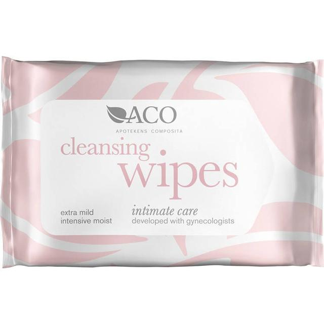 ACO Intimate Care Cleansing Wipes 10-pack