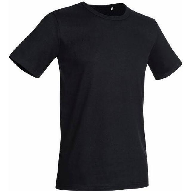 Stedman Morgan Crew Neck T-shirt - Black Opal