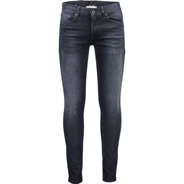 Junk de Luxe Jeans - Blue/shadow wash