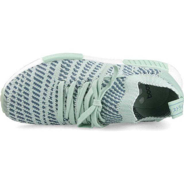 Adidas NMD R1 PK M Ftwr WhiteFtwr WhiteGreen Sammenlign priser & anmeldelser på PriceRunner Danmark
