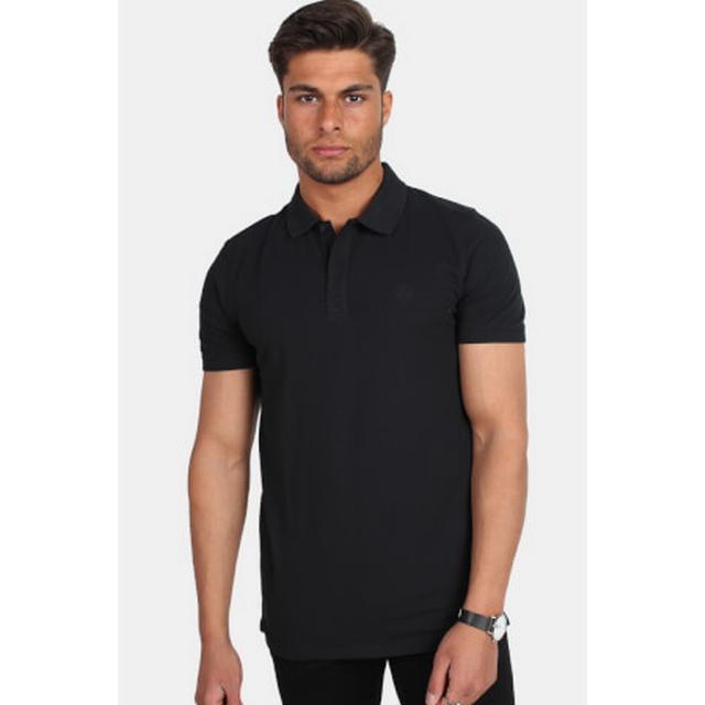 Selected Classic Polo Shirt - Black/Black