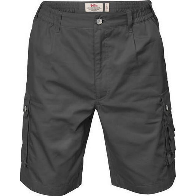 Fjällräven Sambava Shade Shorts - Dark Grey