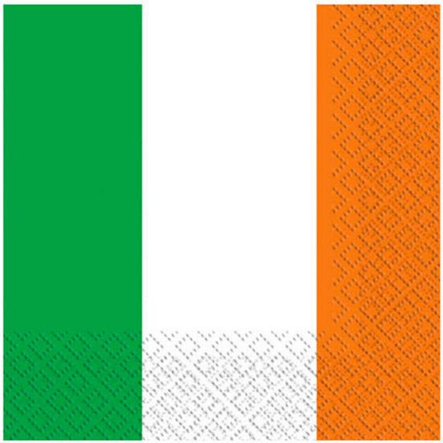 Amscan Ireland Flag Luncheon (993920)