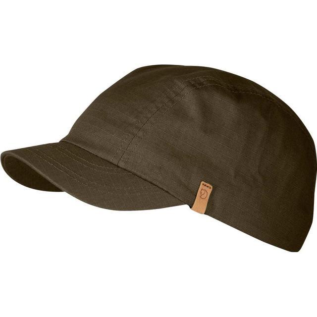 Fjällräven Abisko Pack Cap Unisex - Dark Olive