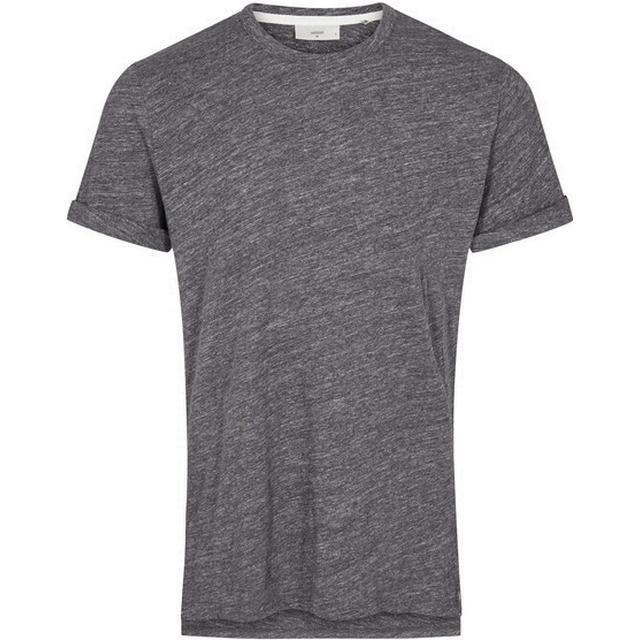 Minimum Delta T-shirt Dark Grey Mel