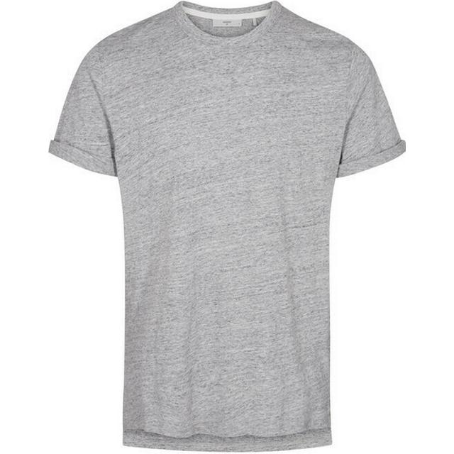 Minimum Delta T-shirt Light Grey Melange