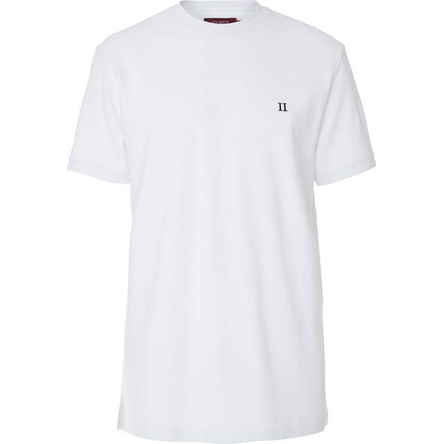 Les Deux Piqué T-shirt Hvid