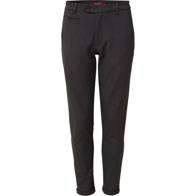 Les Deux Como Suit Pants Antrazit