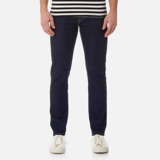 Levi's 502 Regular Taper Fit Jeans - Chain Rinse