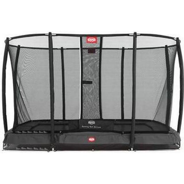 Berg InGround EazyFit 220x330cm + Safety Net Deluxe EazyFit