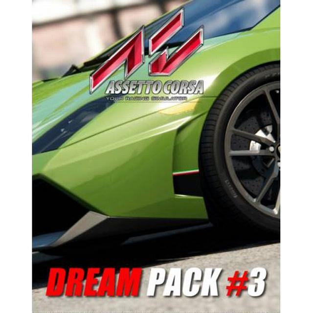 Assetto Corsa: Dream Pack 3