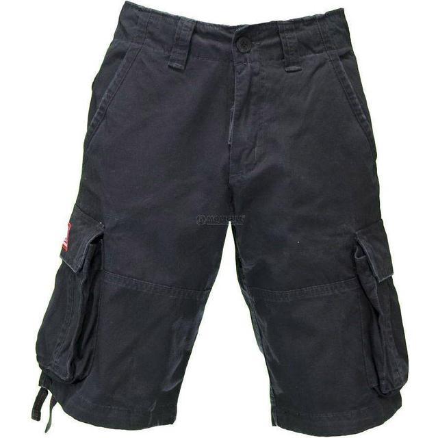 Molecule Cyclones Shorts - Black