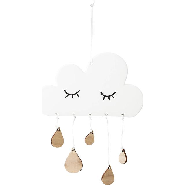 Bloomingville Cloud Stoneware Wall Decoration