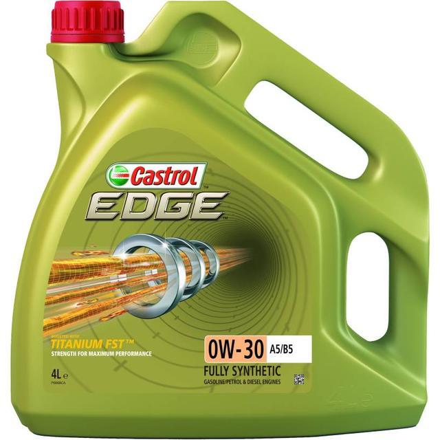 Castrol Edge Titanium FST 0W-30 A5/B5 4L Motorolie