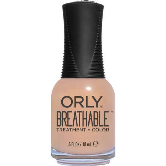 Orly Breathable Treatment + Color Nourishing Nude 18ml