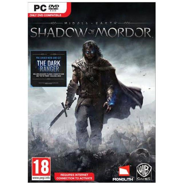 Middle-earth: Shadow of Mordor - The Dark Ranger