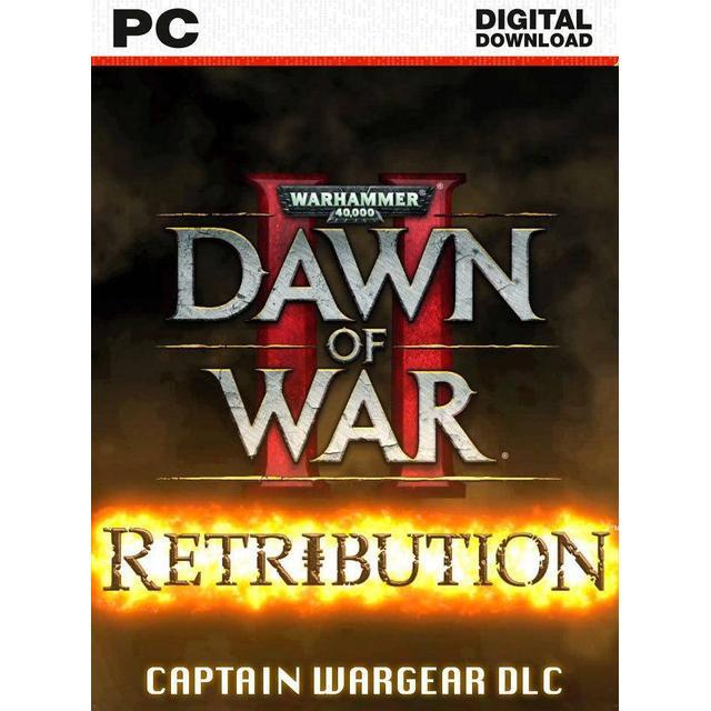 Warhammer 40,000: Dawn of War II - Retribution - Captain Wargear